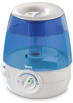 Wick Luftbefeuchter WUL460E4, Ultraschall Luftbefeuchter Flüsterleise