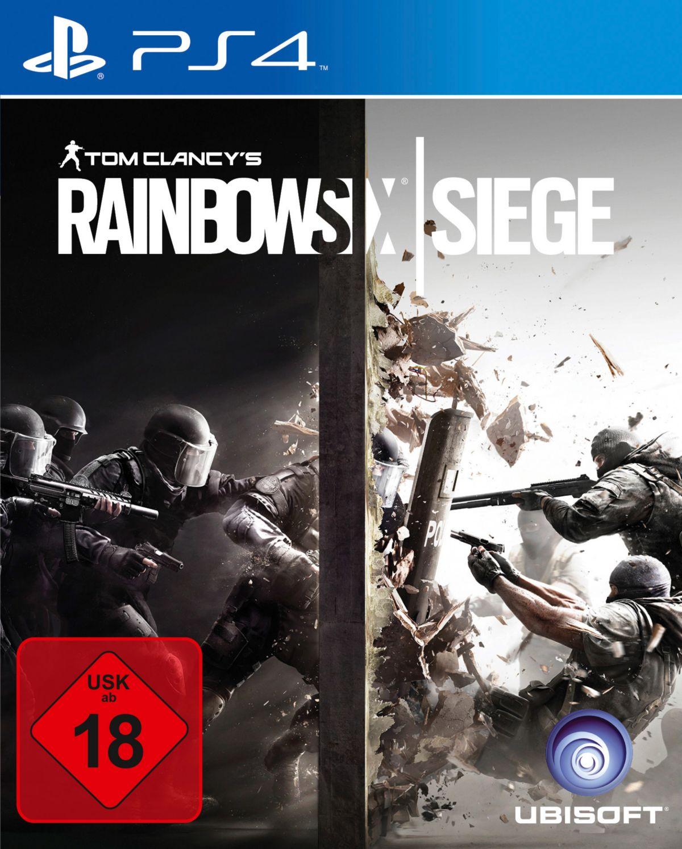 Tom Clancy´s Rainbow Six Siege PlayStation 4