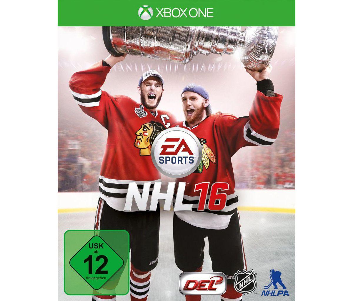 Electronic Arts XBOX One - Spiel »NHL 16«