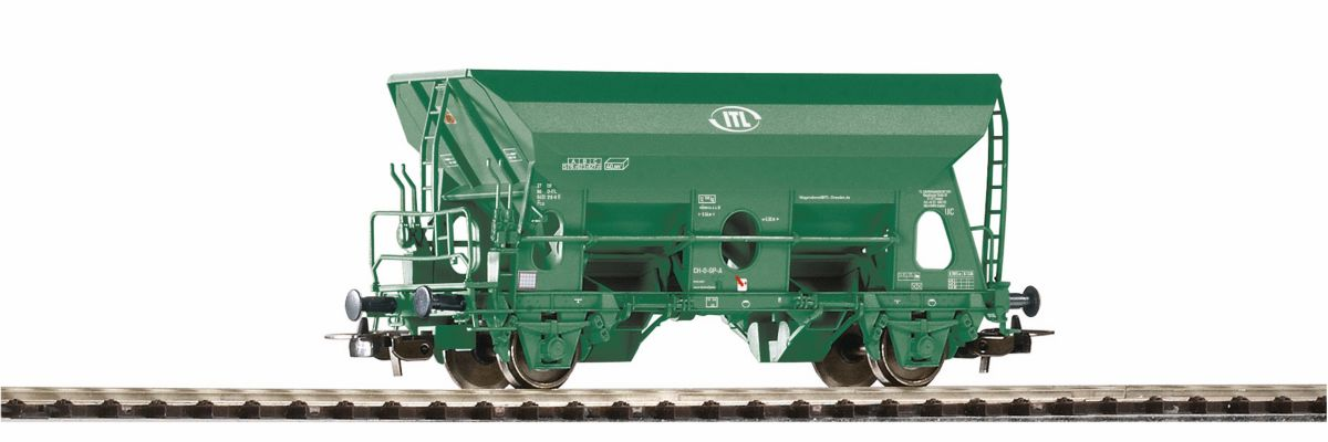 PIKO Güterwagen, Spur H0, »Selbstentladewagen F...