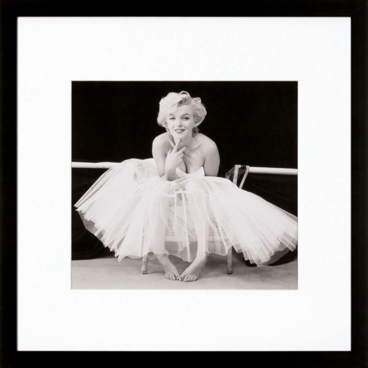 G&C gerahmte Fotografie »Marilyn Monroe Motiv 1...