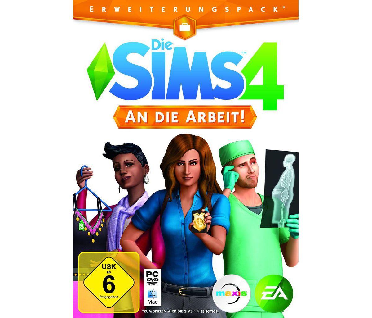 Electronic Arts PC - Spiel »Die Sims 4 - An die...
