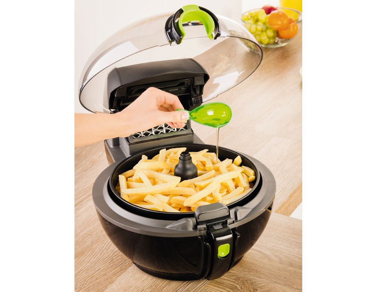 Tefal Fritteuse >>AH9808<< ActiFry Smart XL, 15...