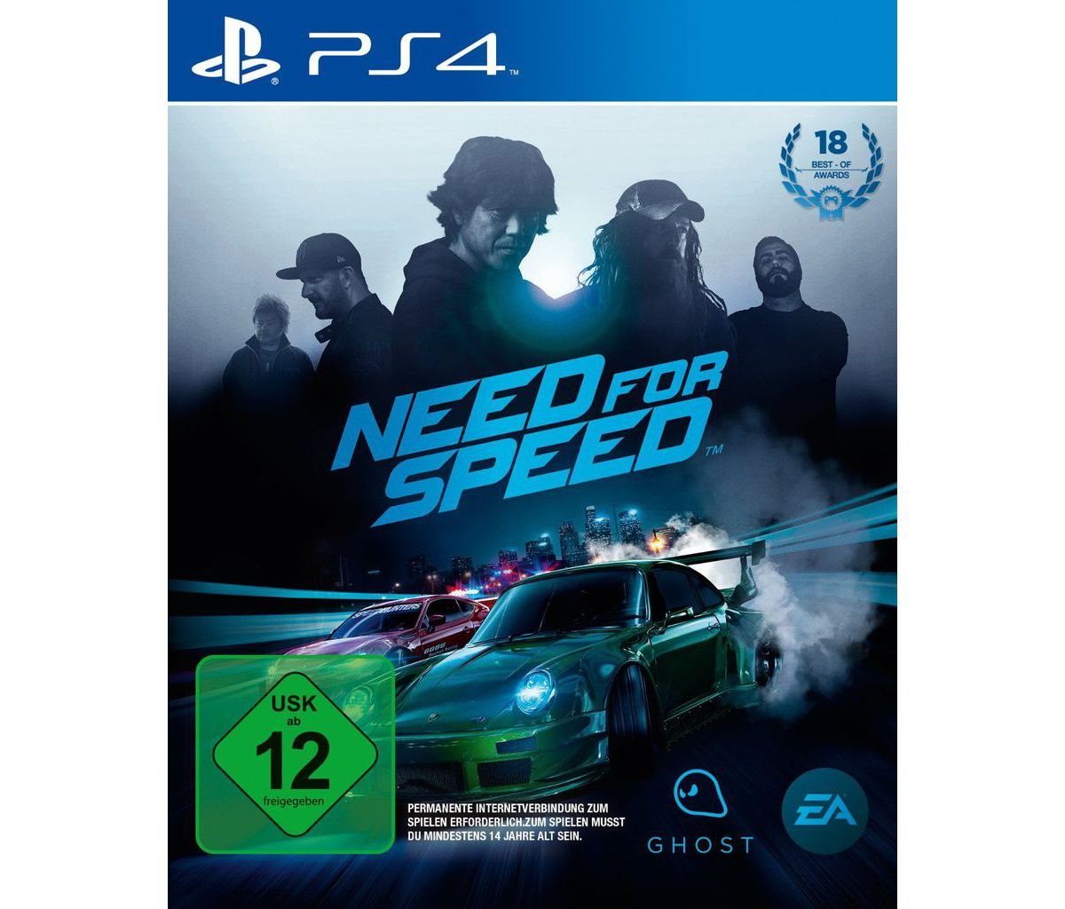 Electronic Arts Playstation 4 - Spiel »Need for...