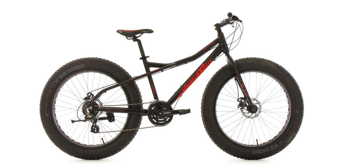 KS Cycling Fatbike »SNW2458«, 24 Gang Shimano A...