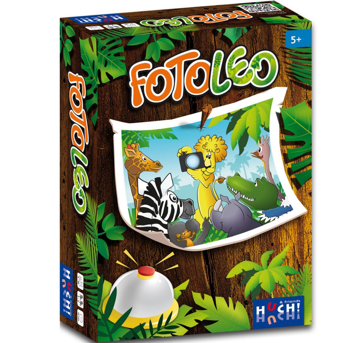 Huch! & friends Kinderspiel, »Fotoleo«