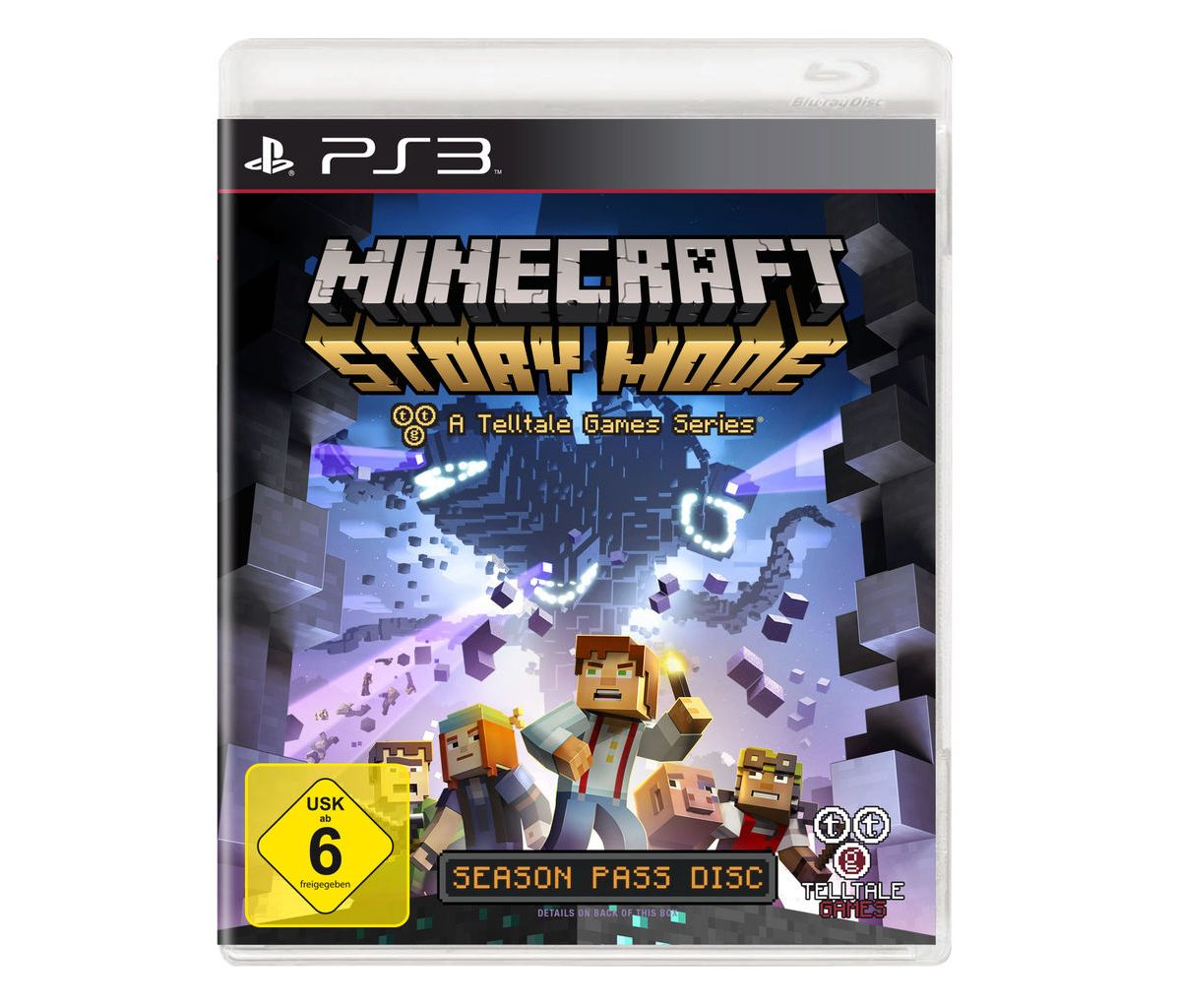 Telltale Games Playstation 3 - Spiel »Minecraft...