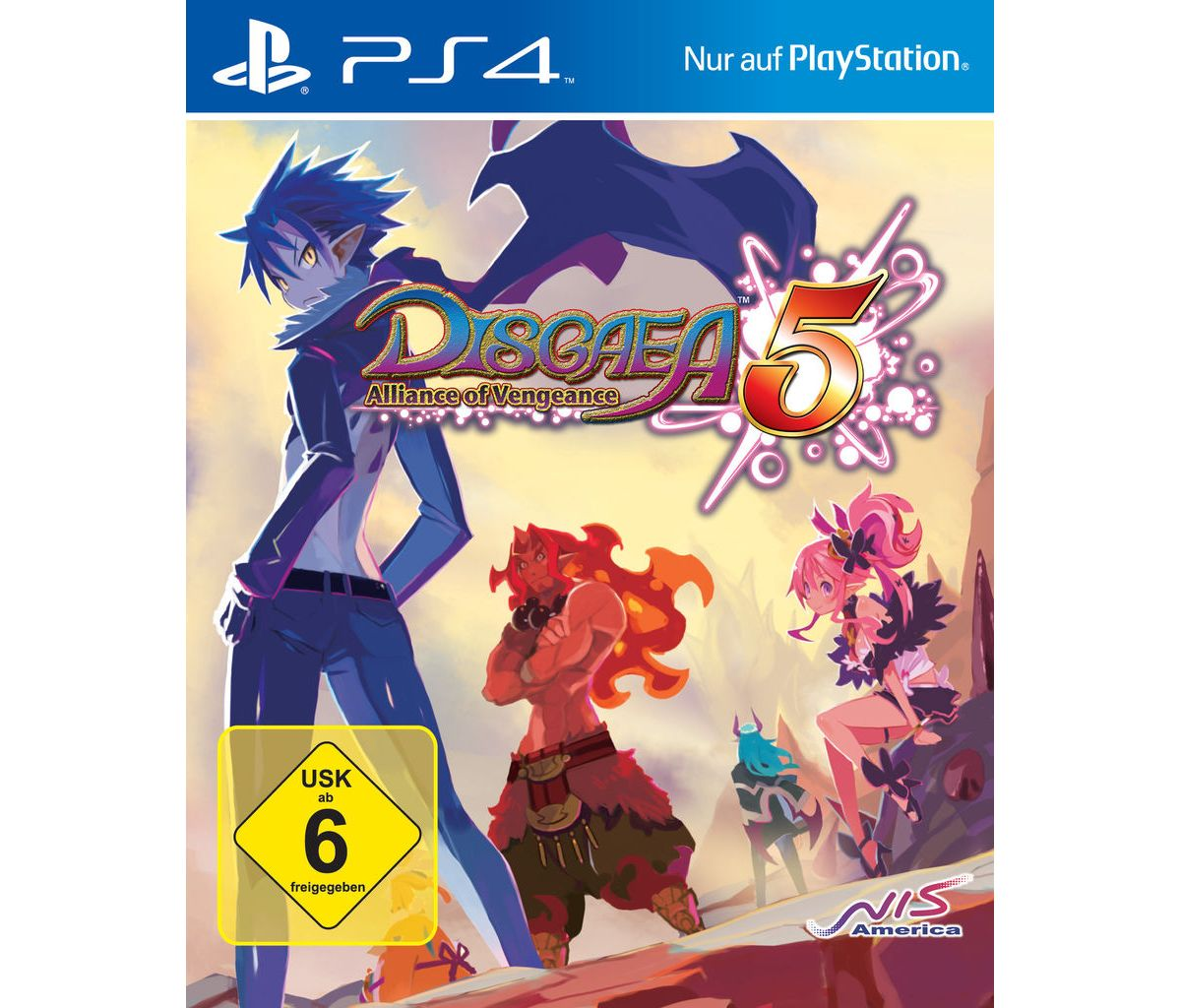 NIS Playstation 4 - Spiel »Disgaea 5: Alliance ...