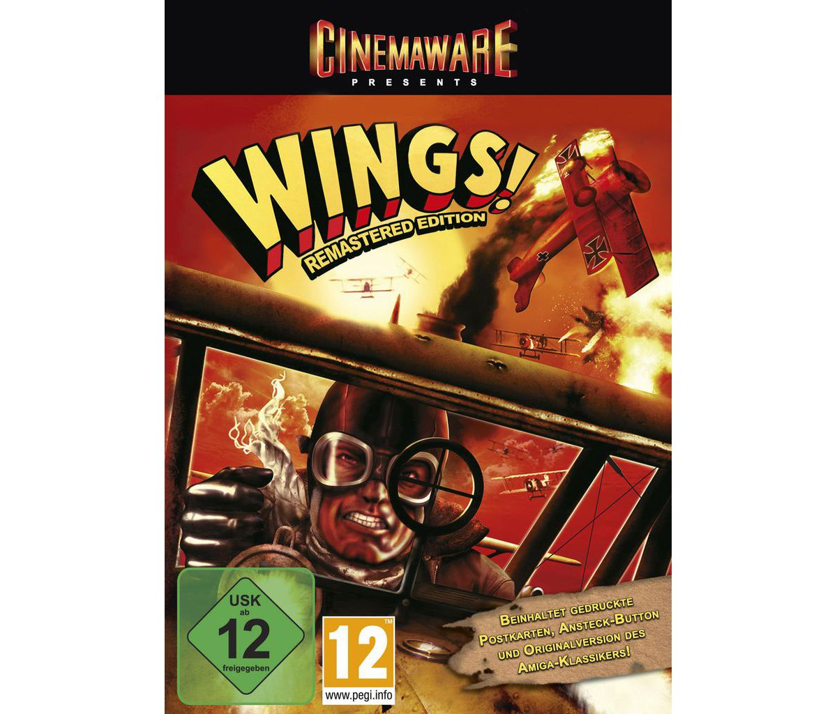 Kalypso PC - Spiel »Wings! Remastered«