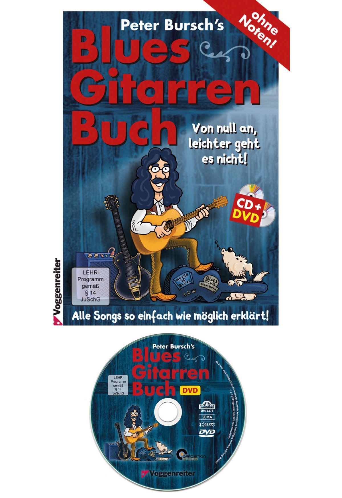 Voggenreiter Gitarre lernen mit Peter Bursch, »...