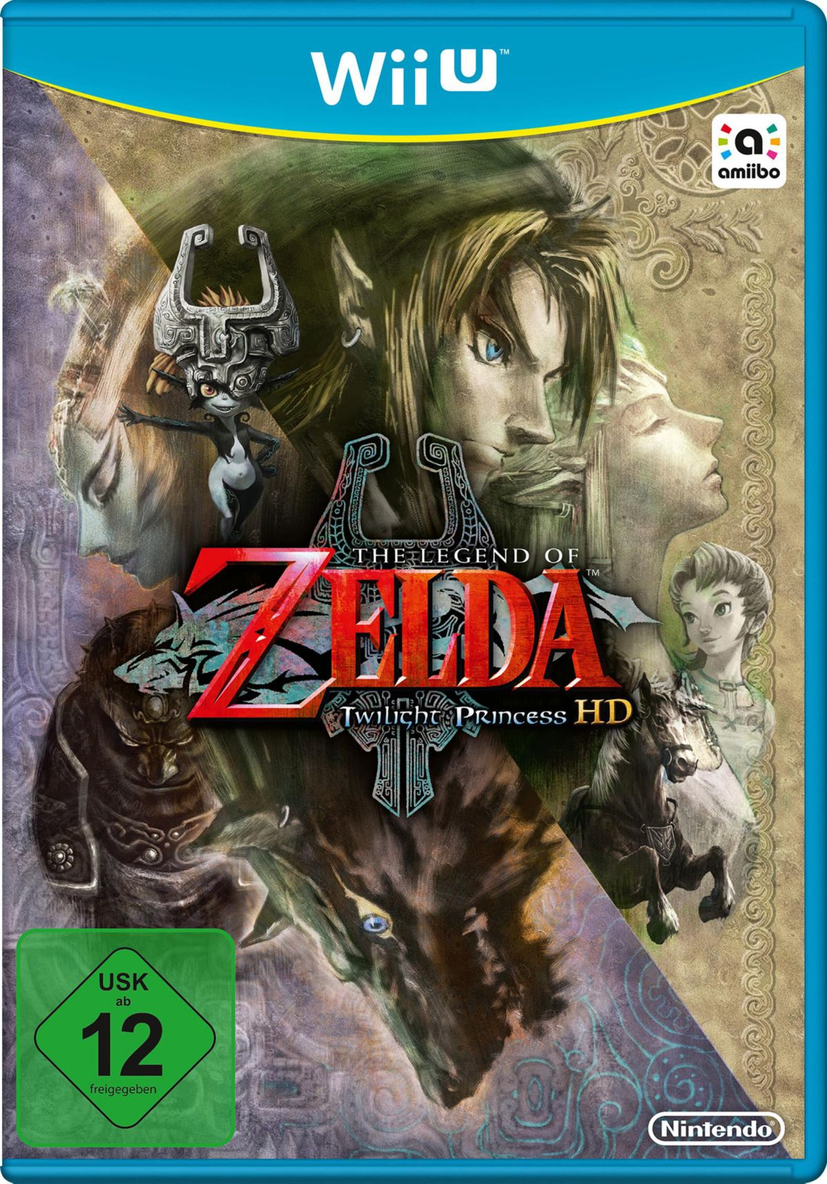 The Legend of Zelda: Twilight Princess HD Ninte...