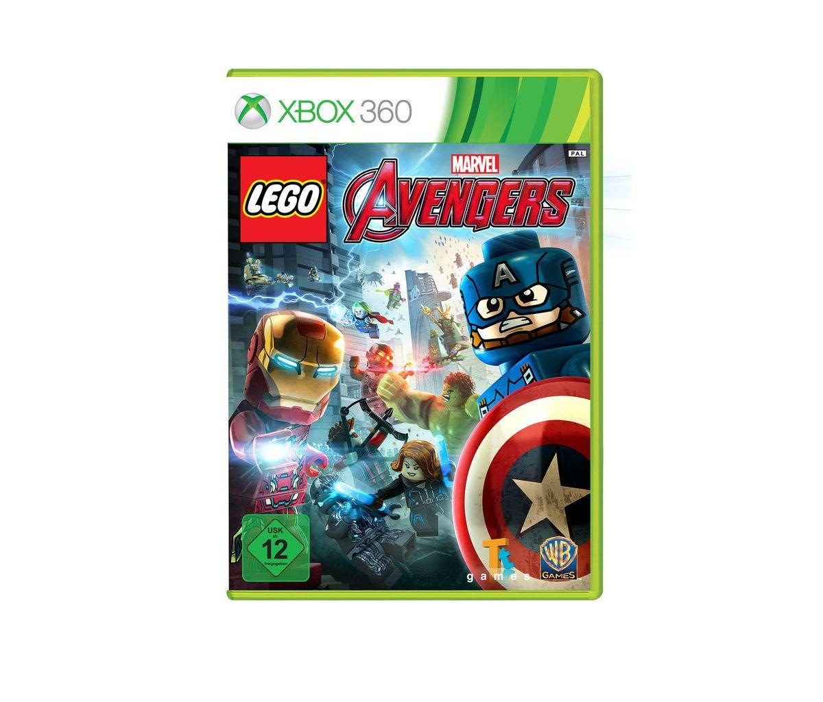 Warner Games XBOX 360 - Spiel »LEGO Marvel Aven...
