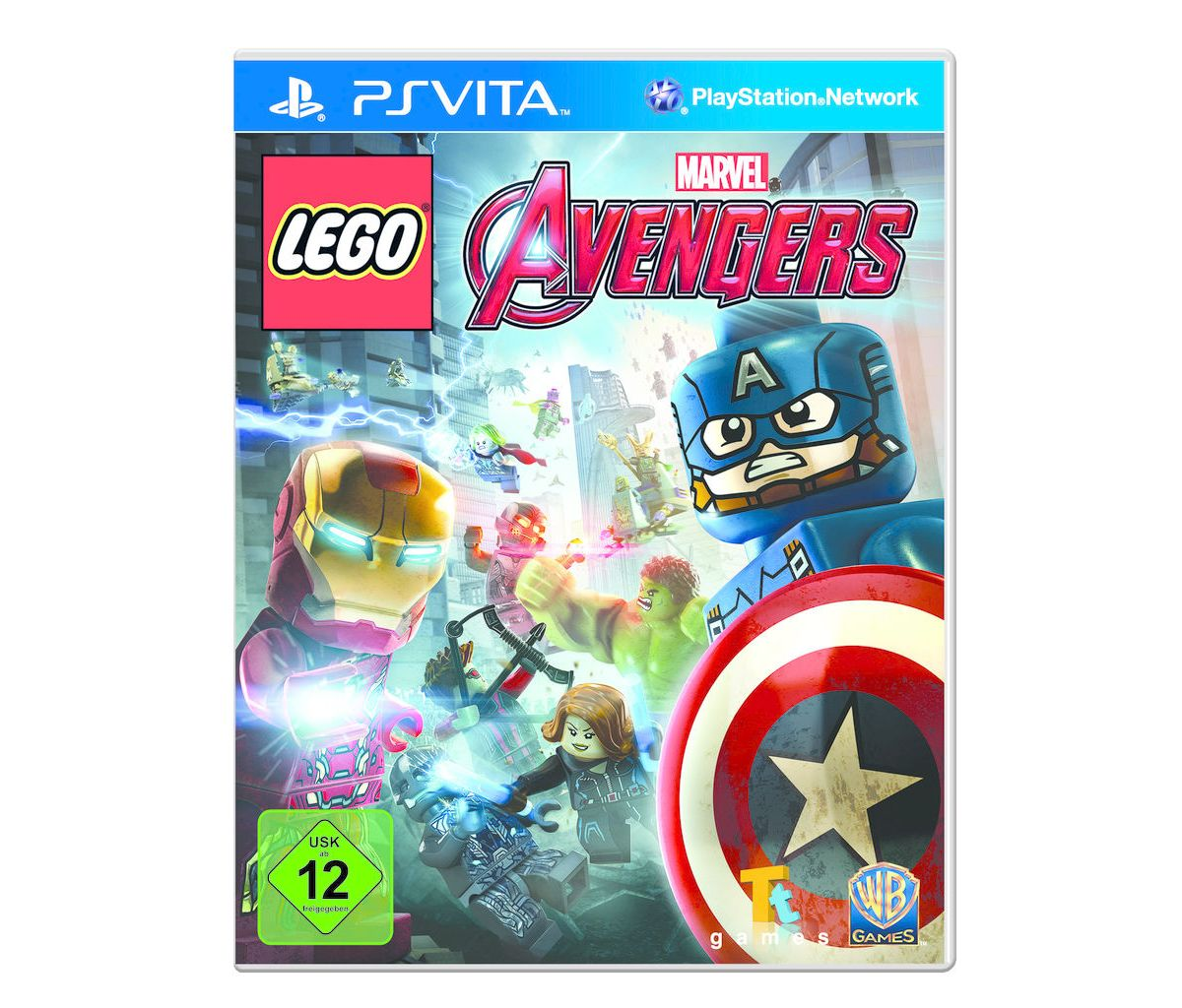 Warner Games Playstation Vita - Spiel »LEGO Mar...
