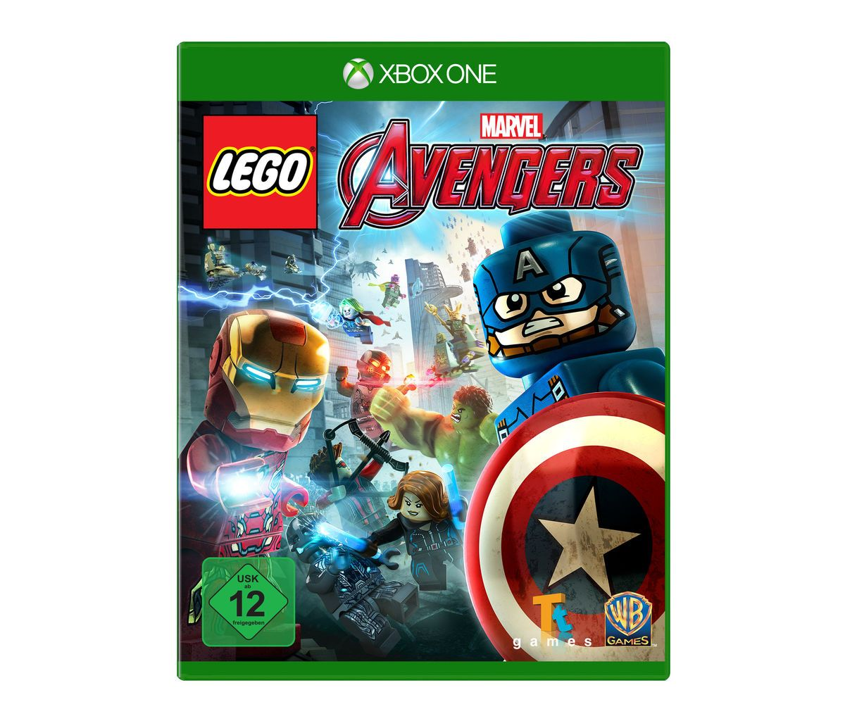Warner Games XBOX One - Spiel »LEGO Marvel Aven...