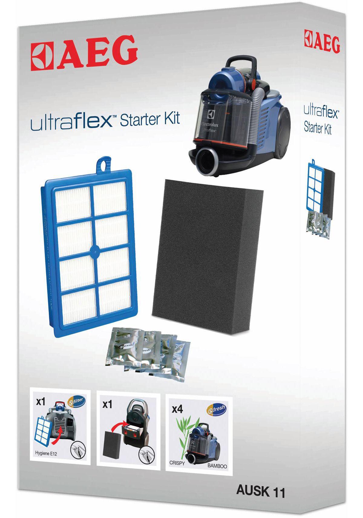 AEG Filter Vorteil-Set AUSK11 für LX7, LX8