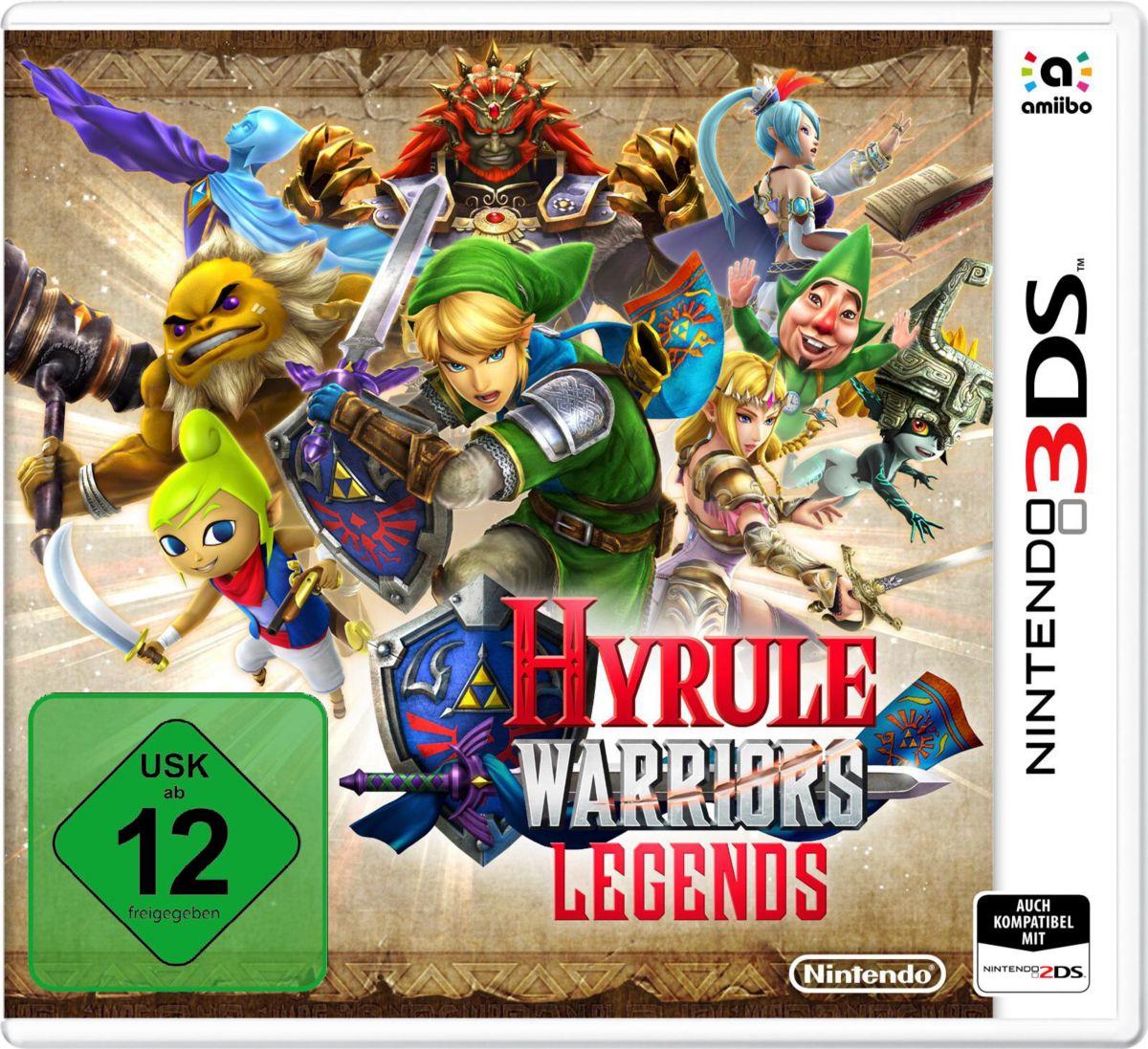 Hyrule Warriors: Legends Nintendo 3DS