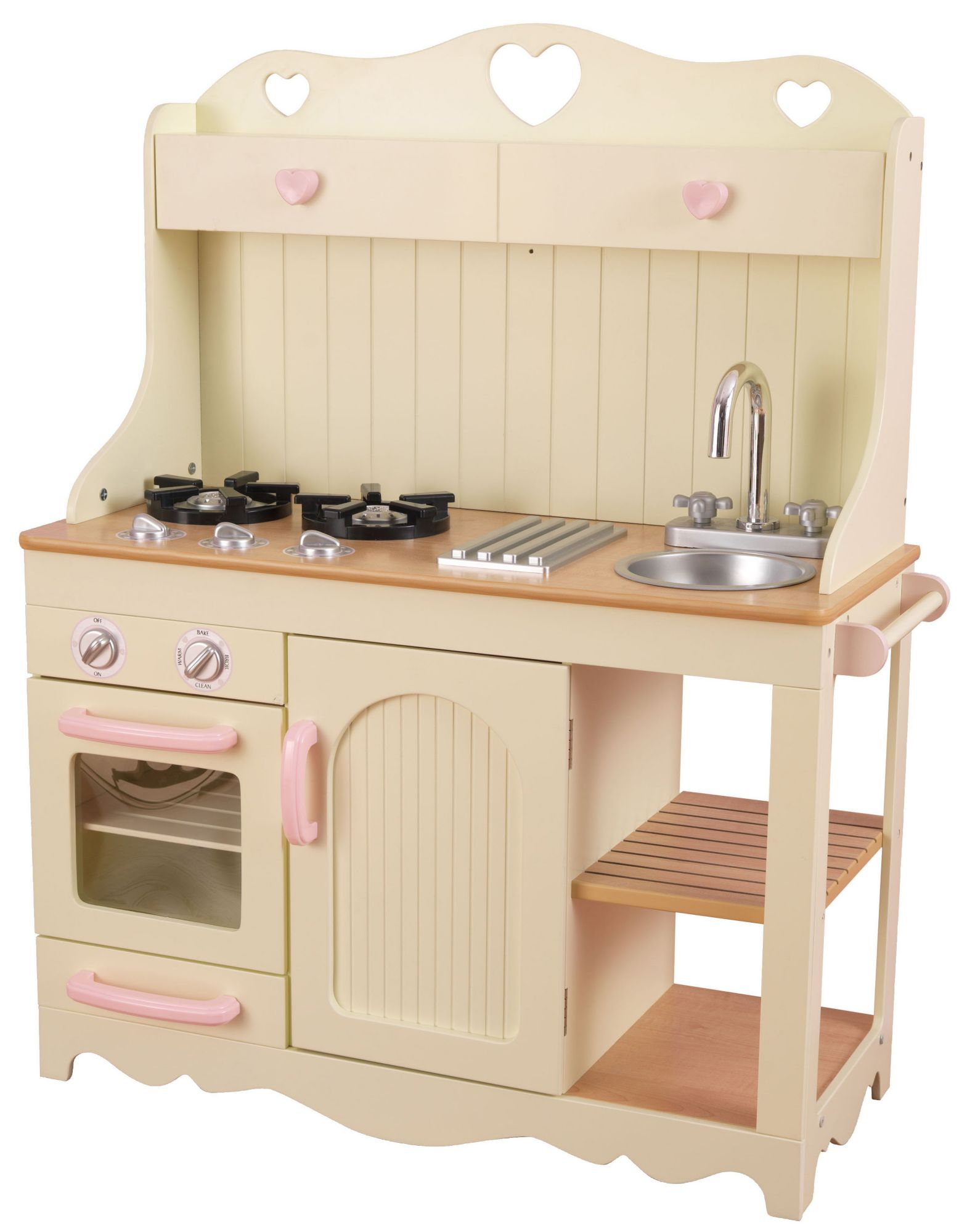 Kidkraft® Spielküche Aus Holz, »Prairie«