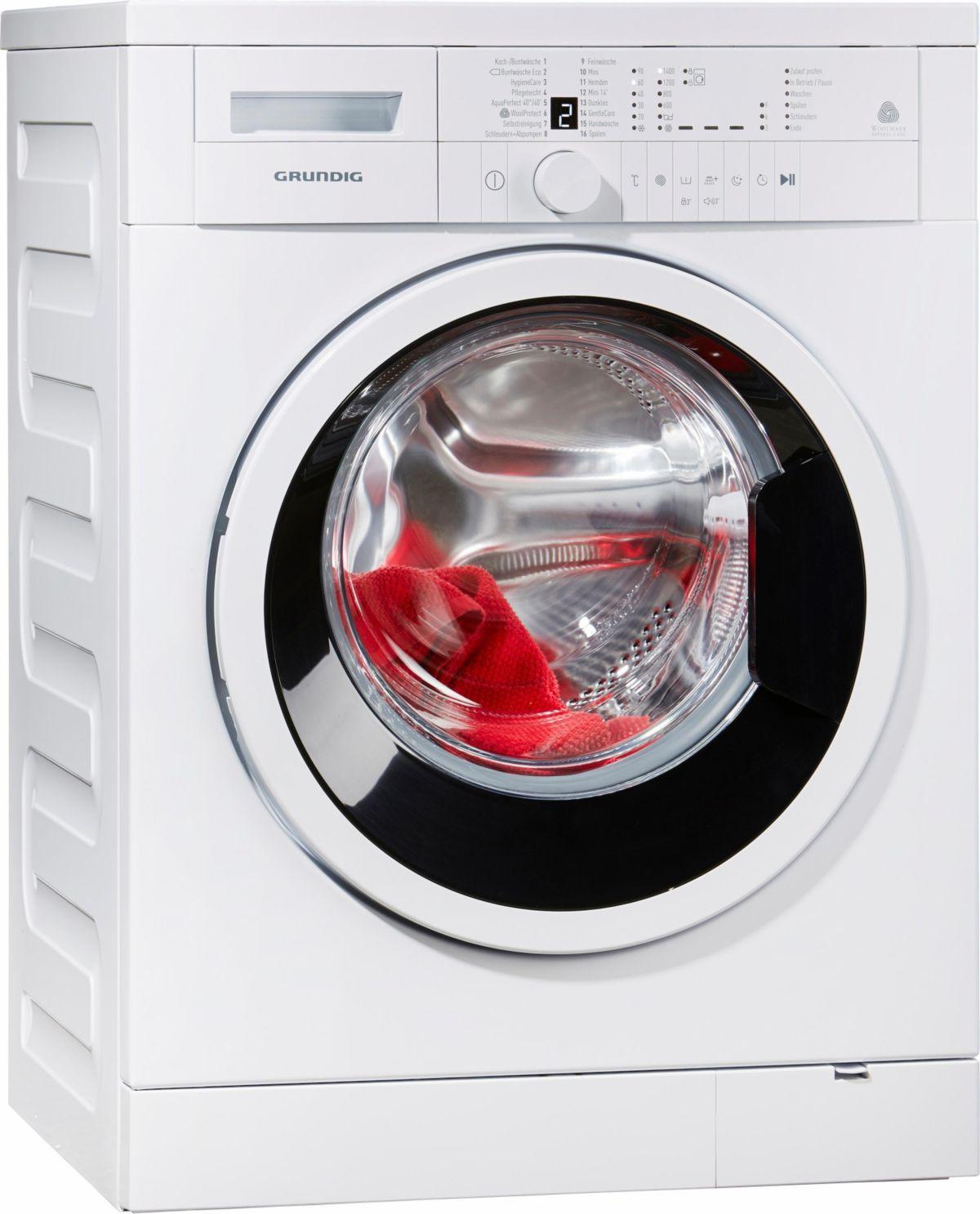 Grundig Waschmaschine GWN 26430