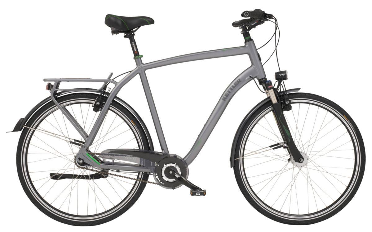 Kettler City Bike Herren, 28 Z., 7 Gg-Shimano N...