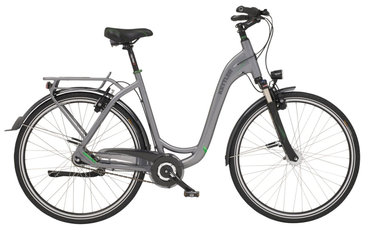 Kettler City Bike Damen, 28 Zoll, 7 Gg.-Shimano...