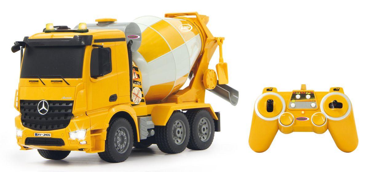 JAMARA RC Truck mit Signallichtern, Maßstab 1:2...