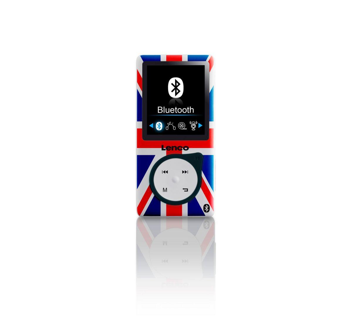 Vorschaubild von Lenco MP3-Player »XEMIO-658 UK«