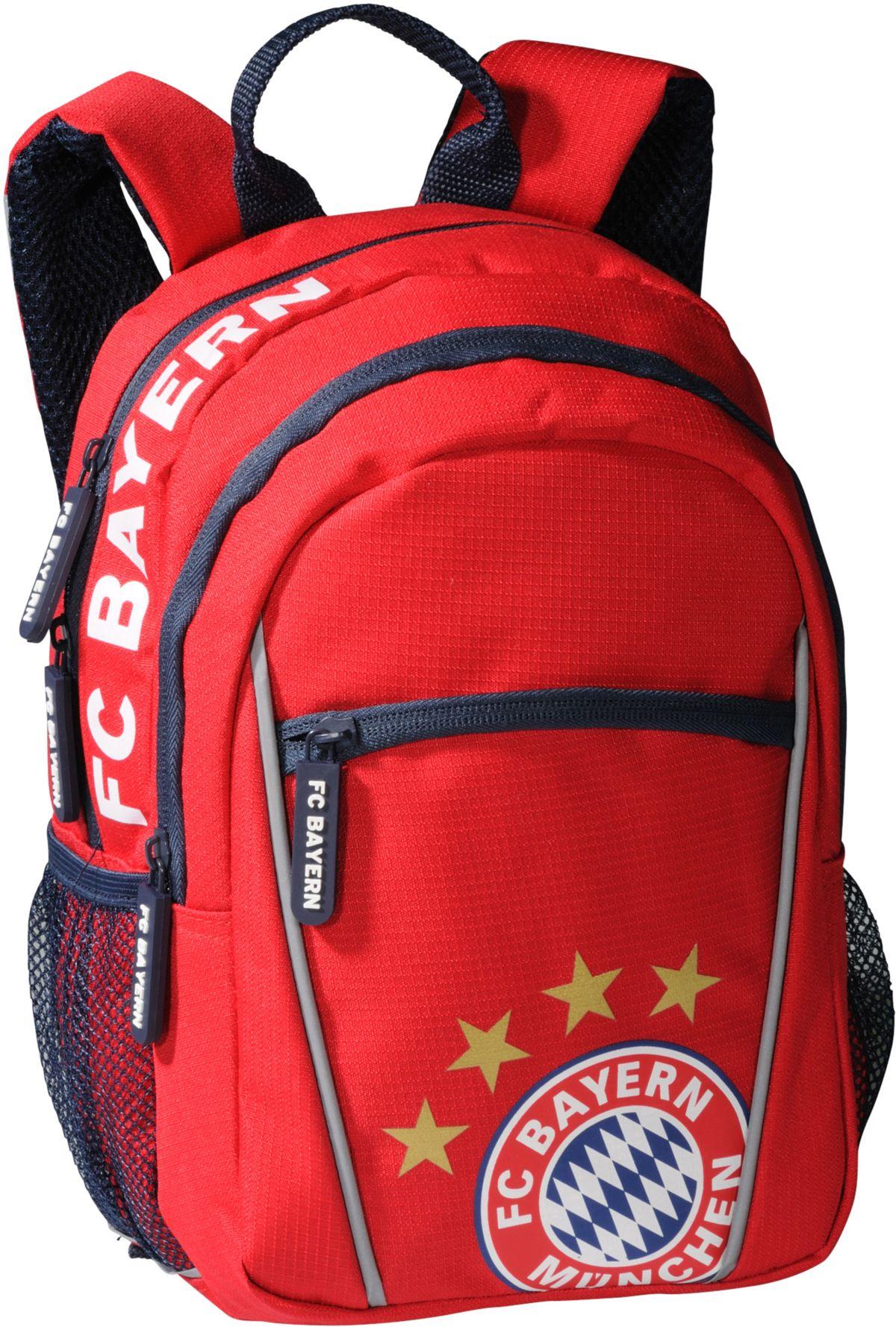 FC Bayern München Kindergartenrucksack rot, »FC...