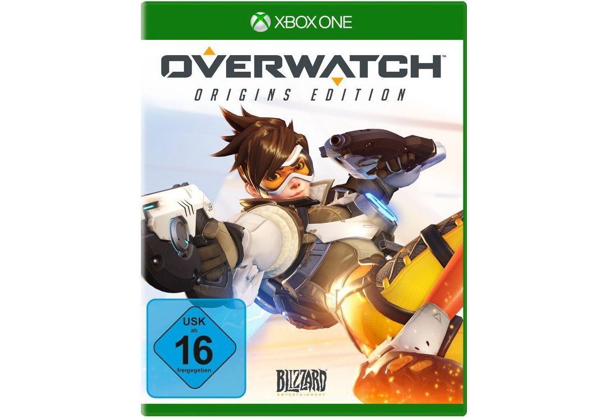 Blizzard XBOX One - Spiel »Overwatch - Origins ...