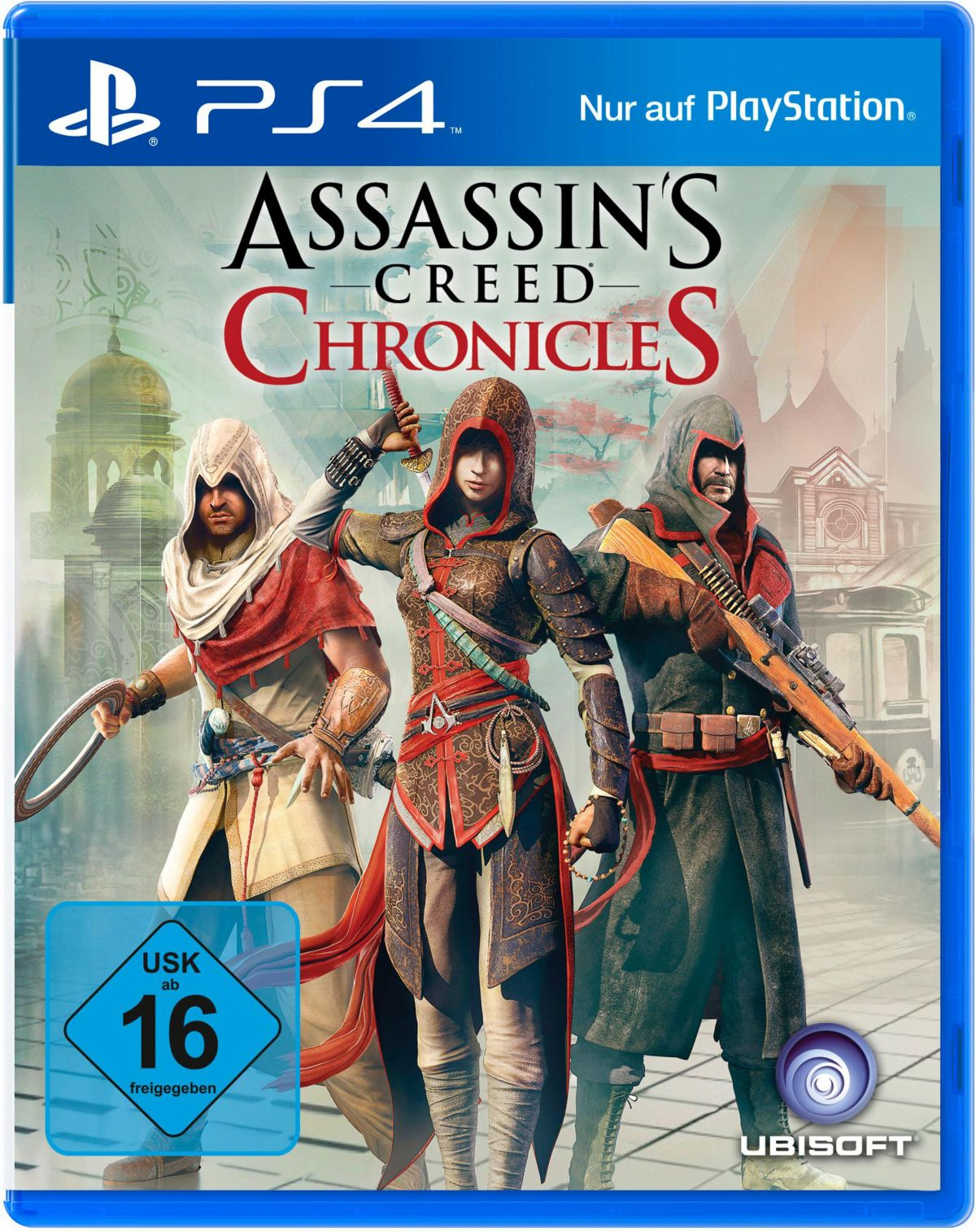 Assassin´s Creed Chronicles PlayStation 4