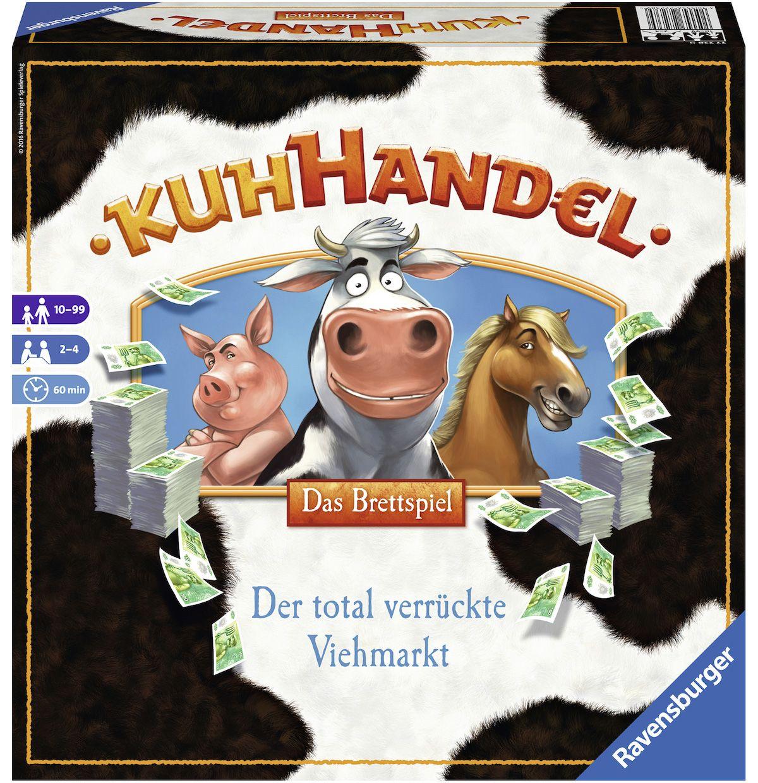 Ravensburger Brettspiel, »Kuhhandel Das Brettsp...