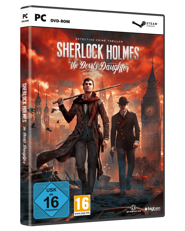 BIGBEN Sherlock Holmes: The Devil´s Daughter »PC«