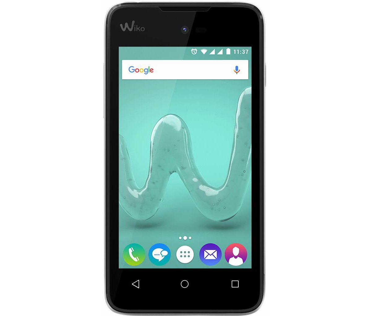 Wiko Sunny Smartphone, 10,16 cm (4 Zoll) Displa...