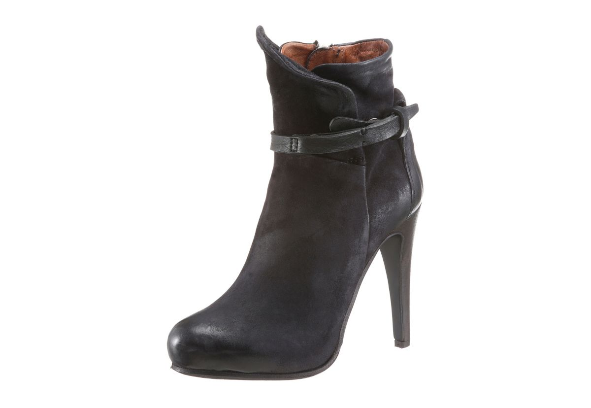 A.S.98 High-Heel-Stiefelette