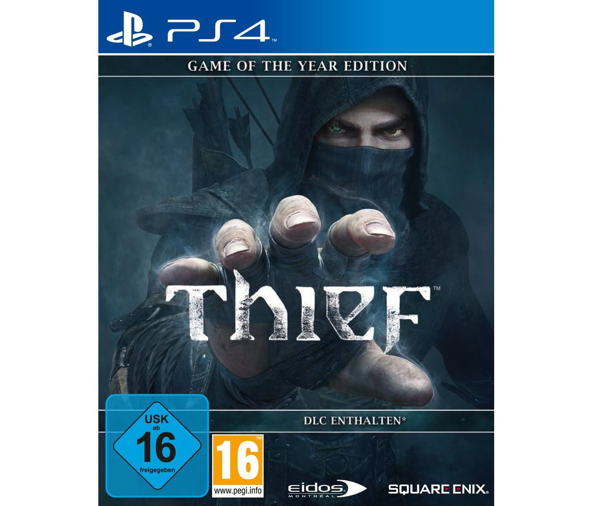 Koch Media Playstation 4 - Spiel »Thief Game of...