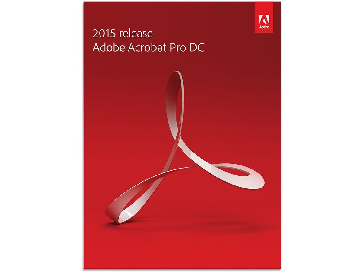 ADOBE Document Cloud » Acrobat Pro DC Mac (1 Be...