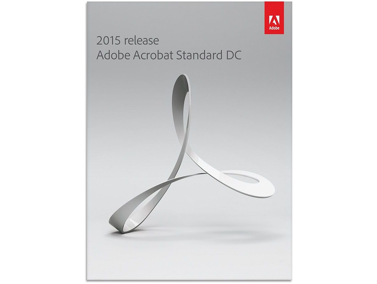 ADOBE Document Cloud »Acrobat Standard DC Windo...
