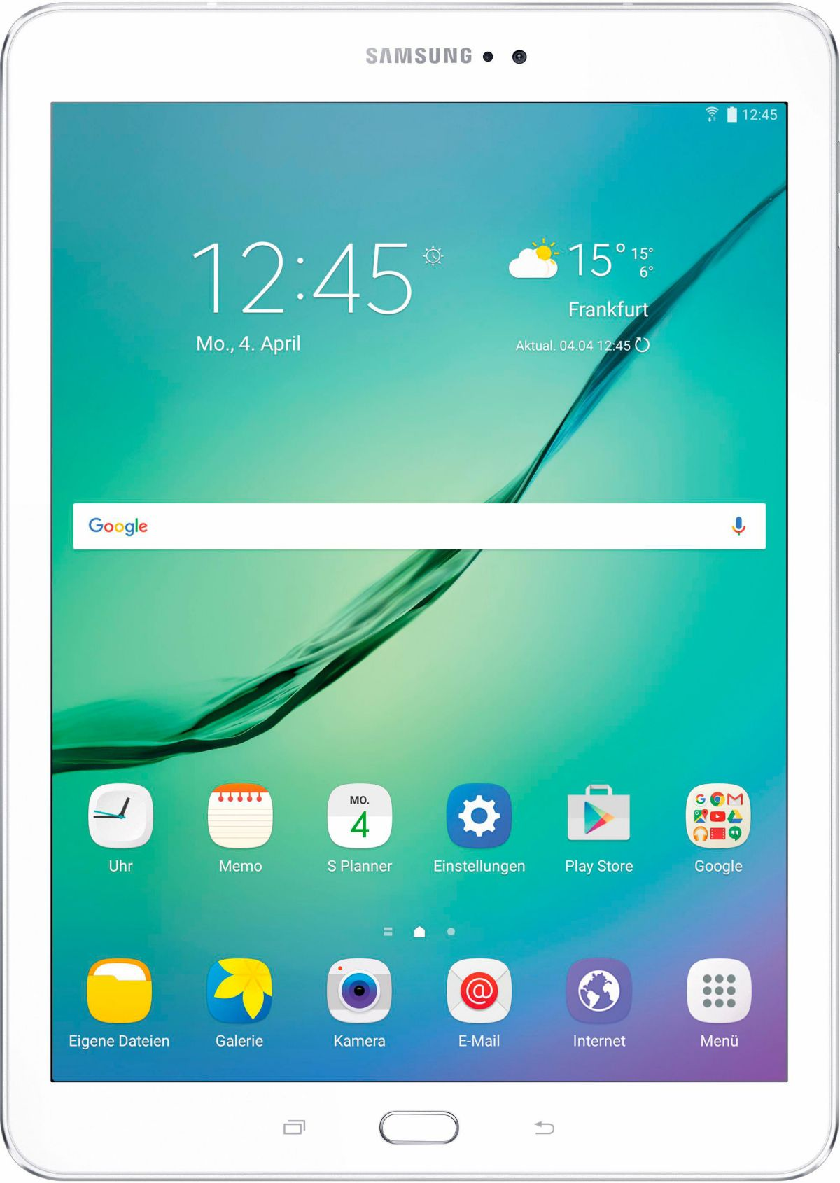 Samsung Galaxy Tab S2 9 7 WiFi Tablet PC Android 6 0 Octa Core 24 6 cm 9 7 Zoll 3072 MBLPDDR3