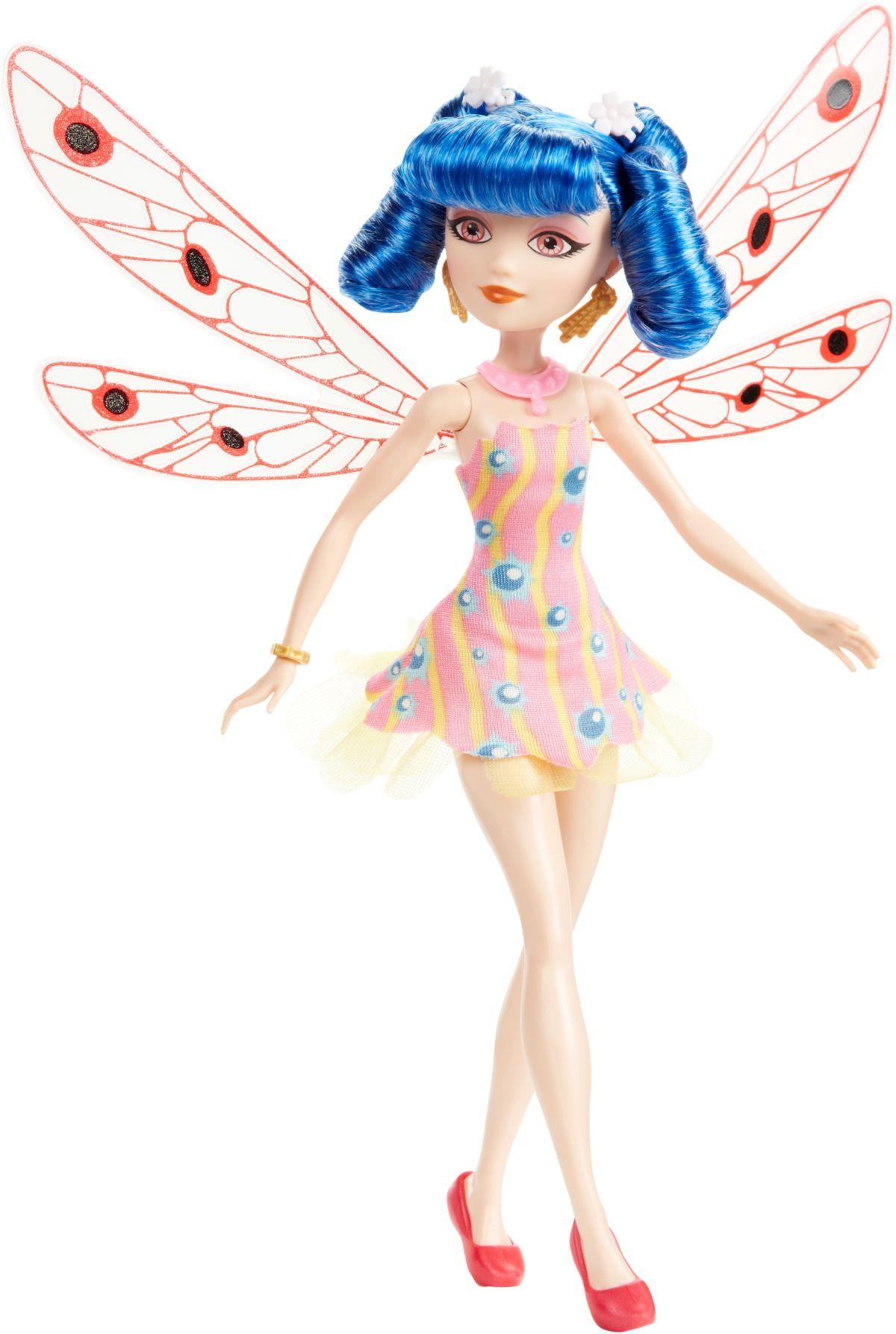 Mattel, Puppe mit Flügeln, »Mia and Me Lasita P...