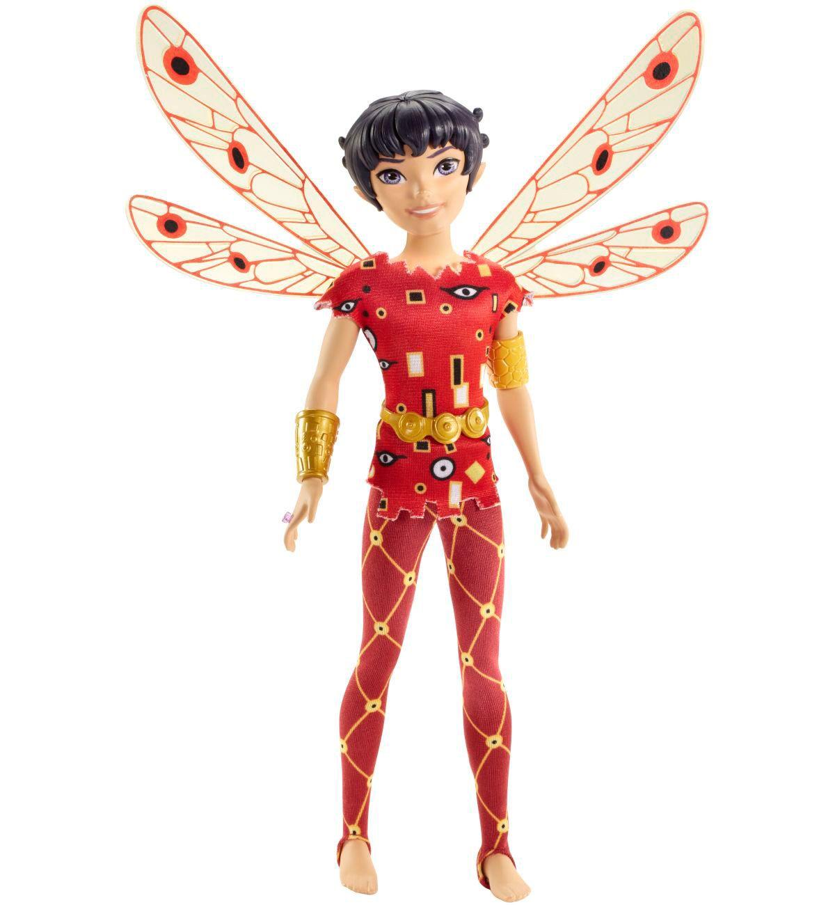 Mattel, Puppe mit beweglichen Flügeln, »Mia and...