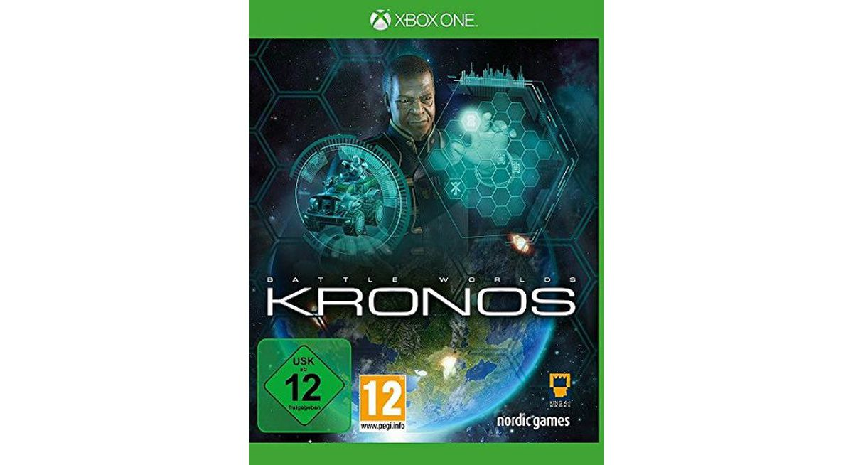Nordic Games XBOX One - Spiel »Battle Worlds: K...