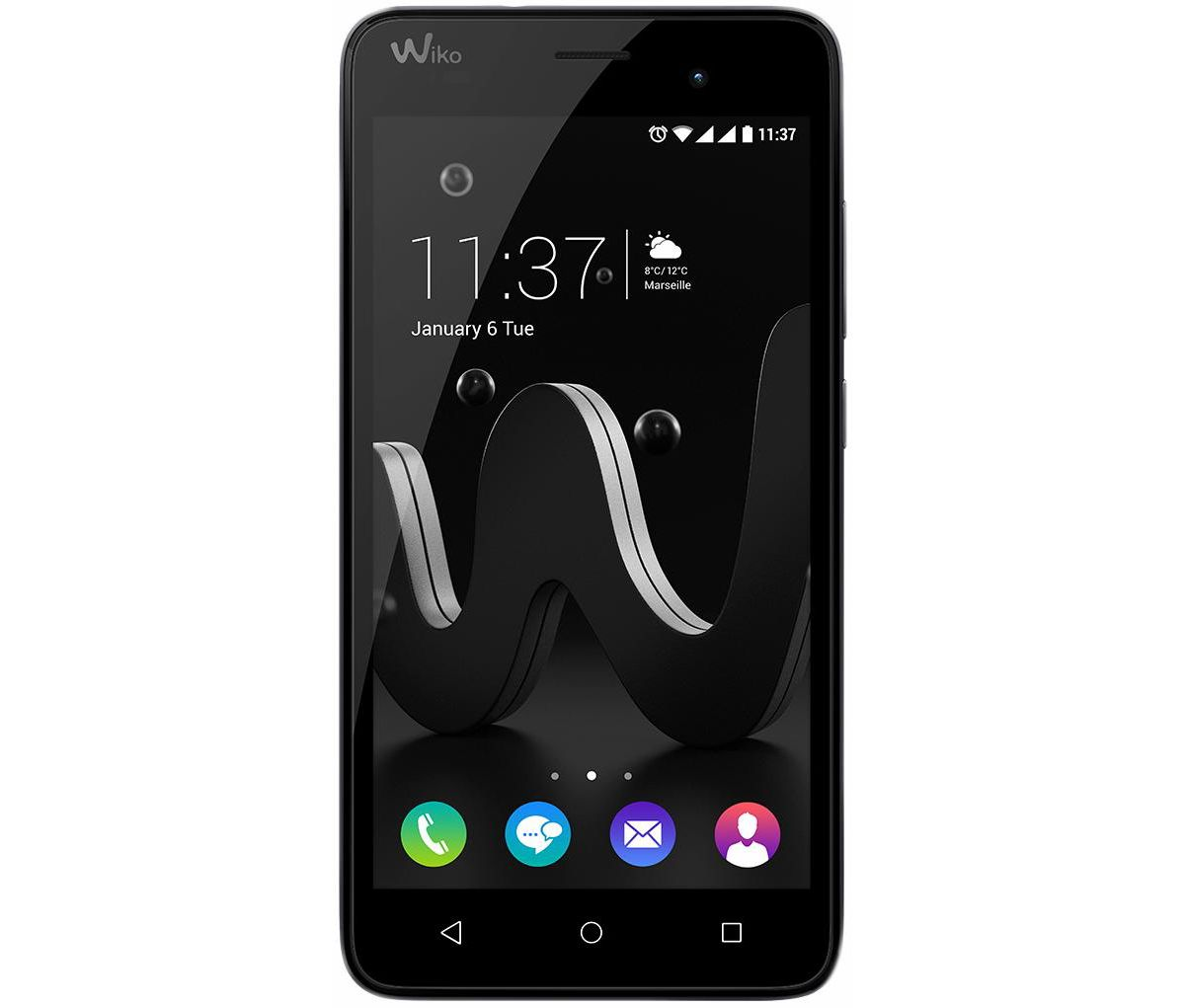Wiko Jerry Smartphone, 12,7 cm (5 Zoll) Display...