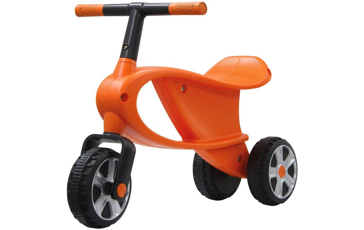 JAMARA Lauflernhilfe, »JAMARA KIDS Laufrad orange«