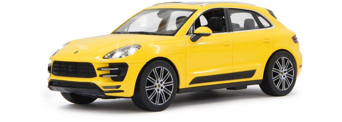 JAMARA RC Fahrzeug, »Porsche Macan 27MHz 1:14 g...