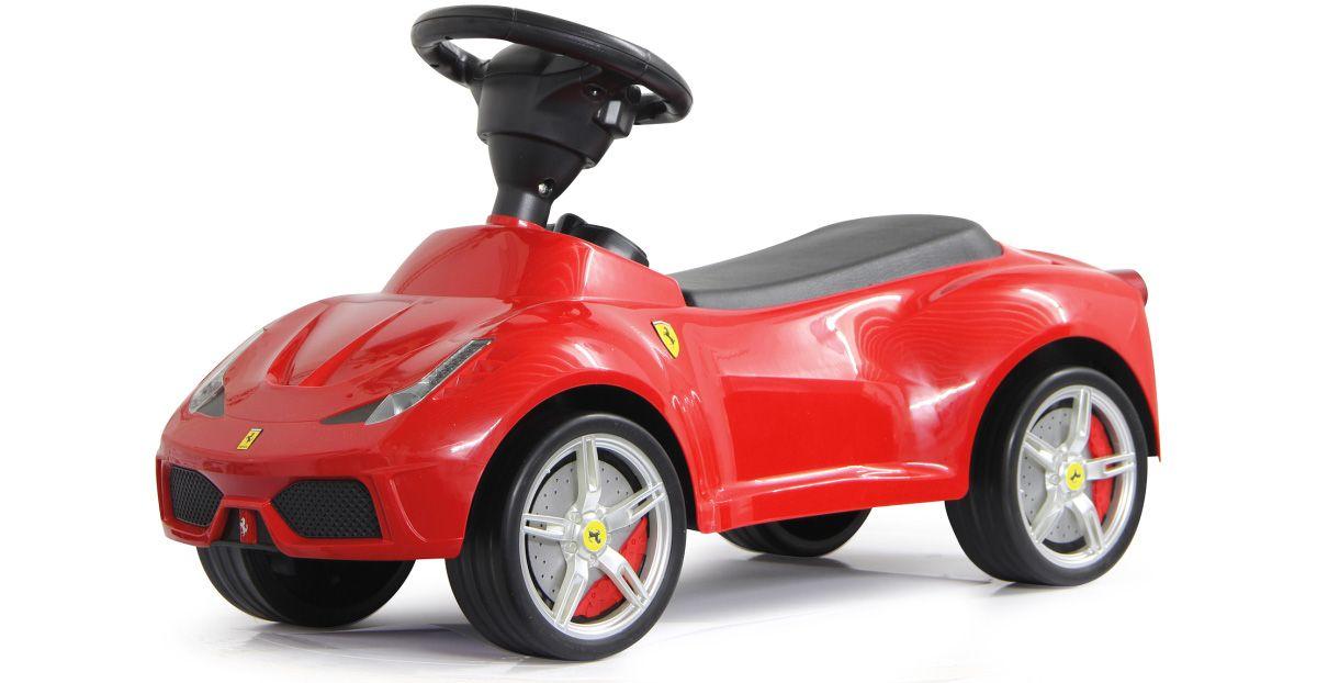 JAMARA Rutscherfahrzeug, »JAMARA KIDS Ferrari 4...