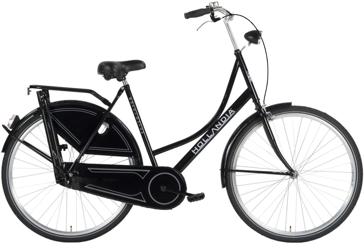 Hollandia Damen Citybike, 28 Zoll, Singlespeed,...