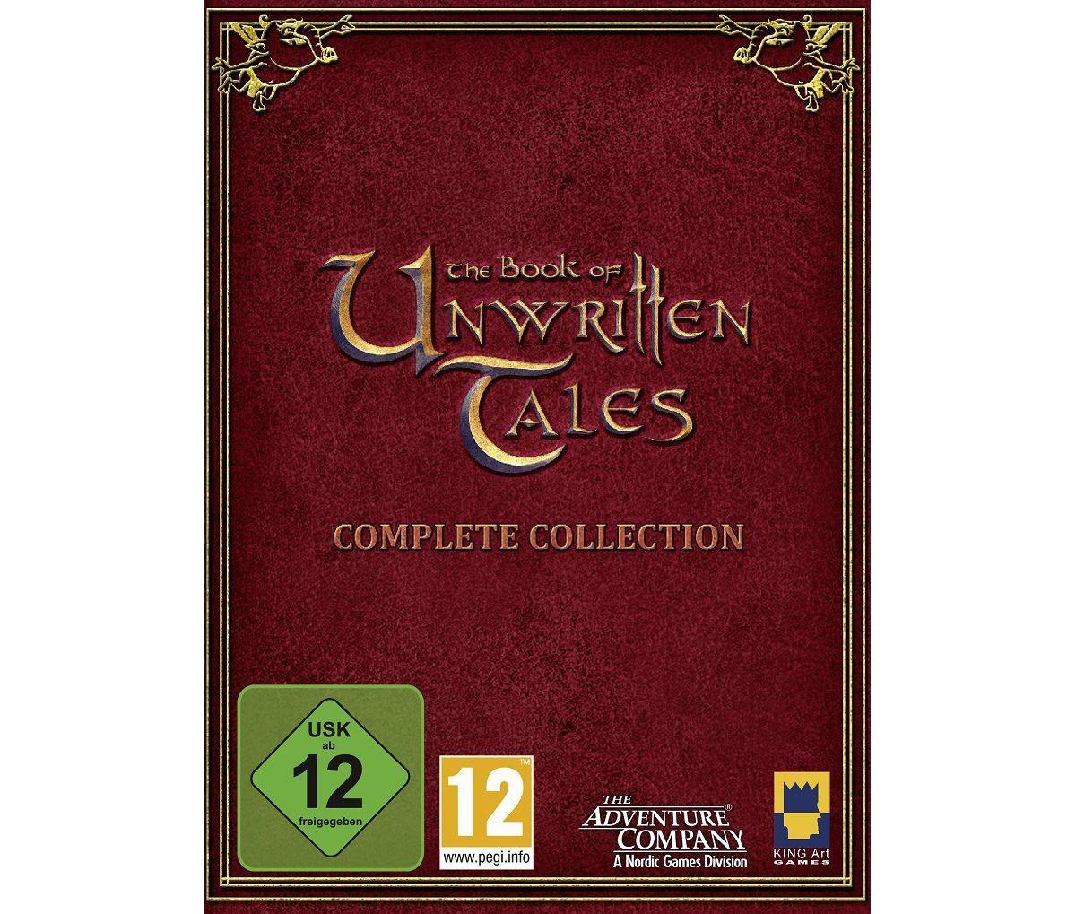 Nordic Games PC - Spiel »Book of unwritten Tale...