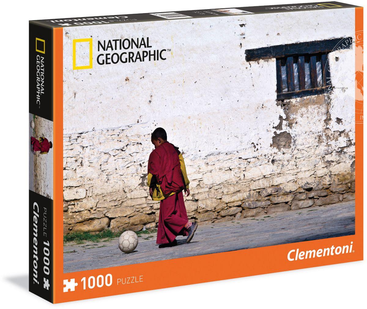 Clementoni Puzzle, 1000 Teile, »National Geogra...