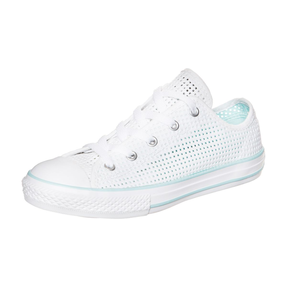 CONVERSE Chuck Taylor All Star Double Tongue OX Sneaker Kinder