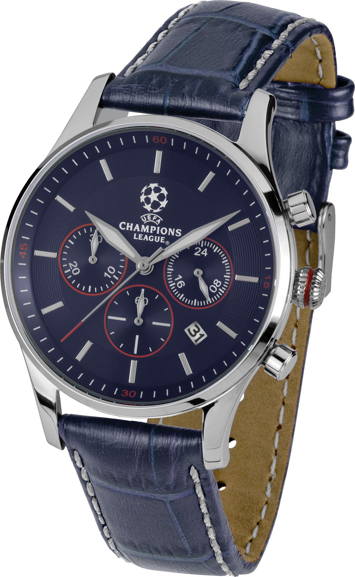 Jacques Lemans Sports Chronograph »UEFA CHAMPIONS LEAGUE  U 58A«
