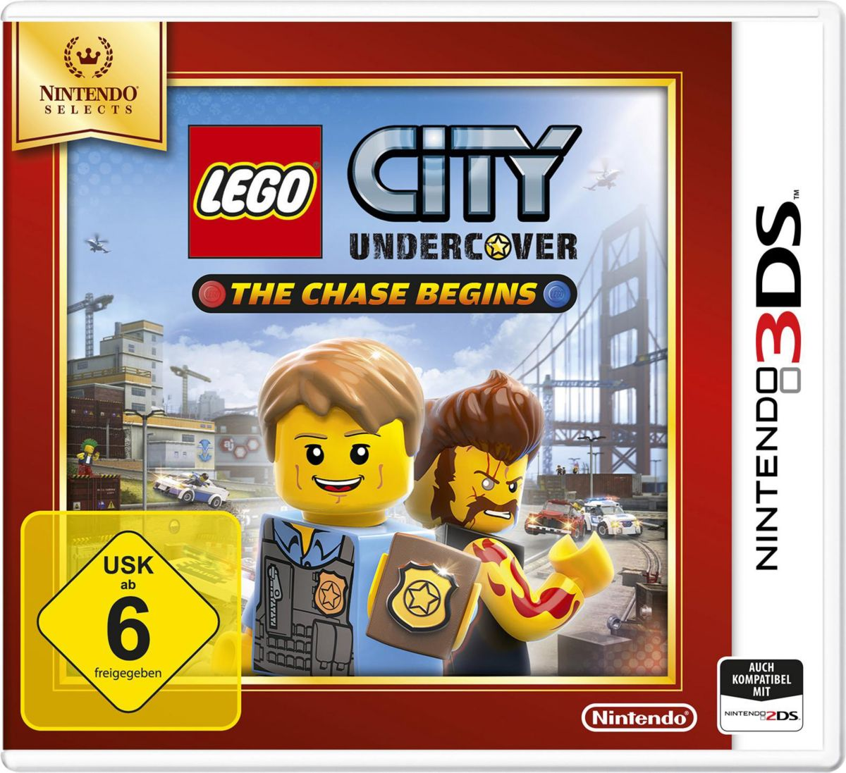 Lego City Undercover: The Chase Begins Nintendo...